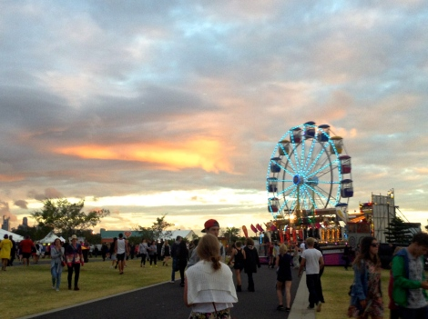 The last sunset over the Big Day Out?