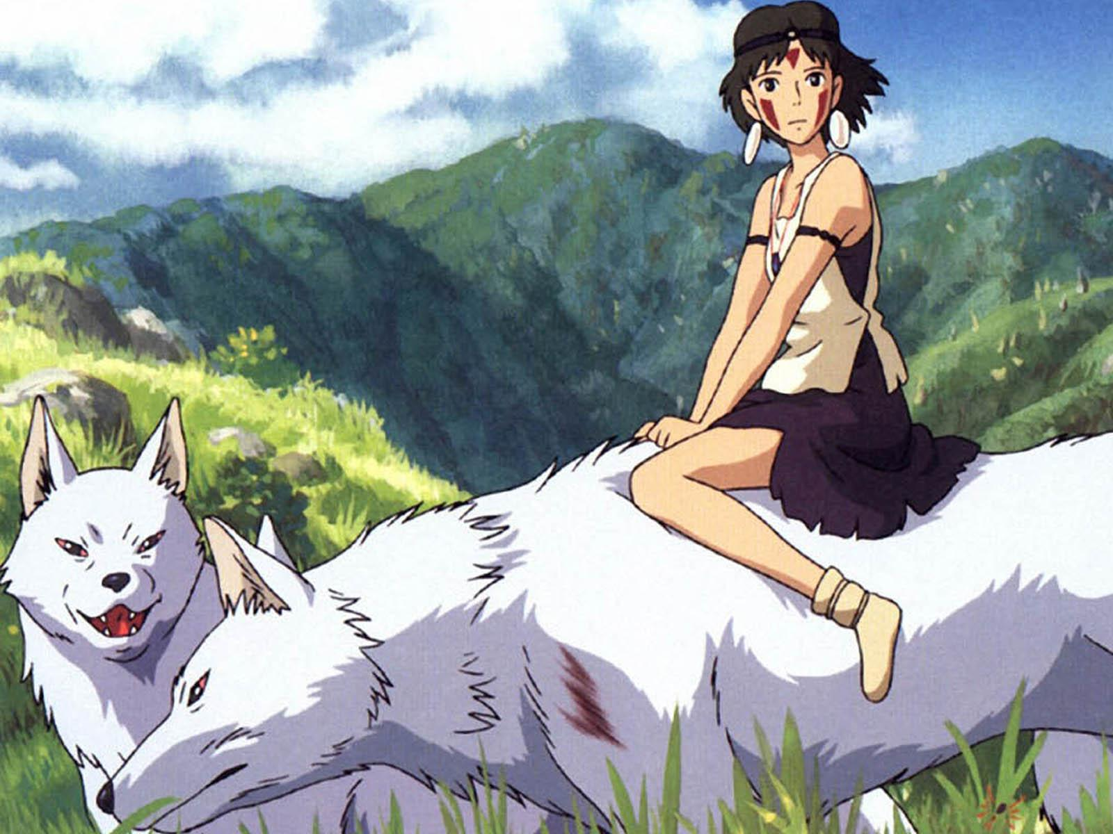 Lipmags Kickass Feminists On Film Princess Mononoke